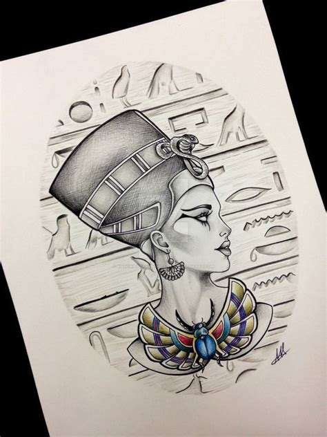 tattoo inspiration queen queen nefertiti tattoo design inspiration cultured