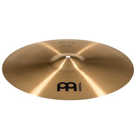 meinl alloy 15 quot medium hihat 171 hi hat cymbal