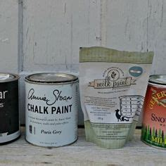 chalk paint recipe calcium carbonate painting furniture milk paint and milk on