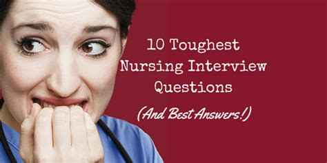 top nurse interview questions and answers nursecode com