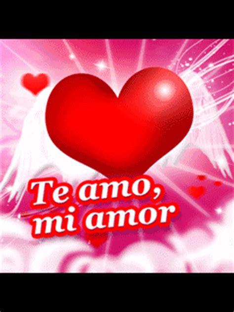 imagenes animadas de te amo mi amor 5 im 225 genes de amor con movimiento con frase te amo mi amor