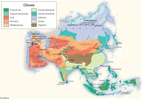 climate map climate saudi arabia and climate change