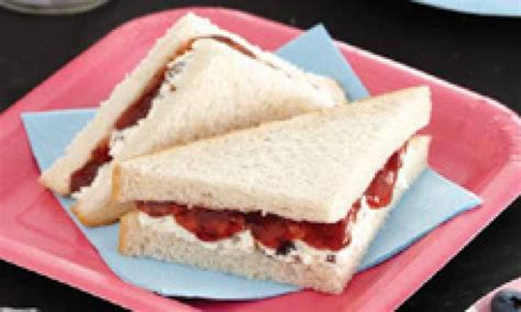 Camp Plans by Ricotta And Strawberry Jam Sandwich Kidspot