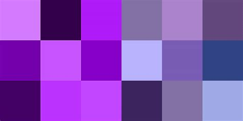 what other color goes with purple my web value