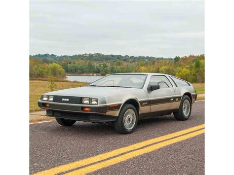 delorean dmc 12 for sale 1981 delorean dmc 12 for sale classiccars cc 920079