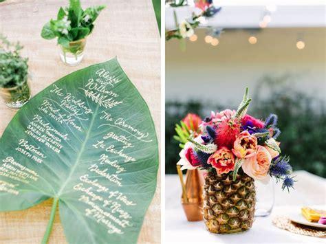 hutte tropicale un mariage exotique tropical justine huette cr 233 atrice