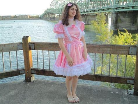 pinterest sissy boy in dress another pink sissy dress 2 by blue sky jen on deviantart