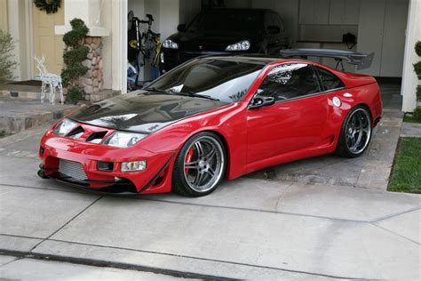 modified nissan 300zx 1990 nissan 300zx 2 door coupe 88977