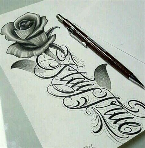 stay true tattoo idea stay true