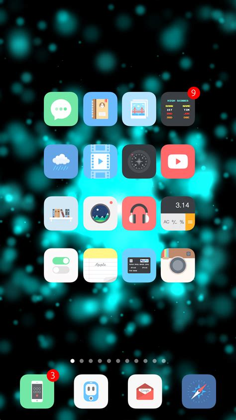 wallpaper for jailbroken iphone add new dynamic wallpapers to your iphone with particle