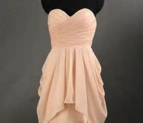 Bridesmaid Dresses Dollar 100 Australia - sweetheart pearl pink bridesmaid dress