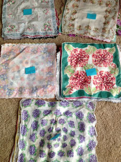 How To Make A Handkerchief Quilt by Zeedlebeez How To Make A Handkerchief Rag Quilt