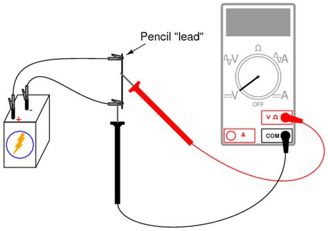 how does a pencil resistor work potentiometer as an adjustable voltage divider in arduino arduino tutorials