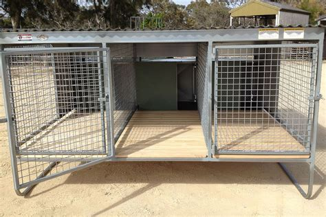 Pdf Raised Puppy Pen by Http Www Lucindaleengineering Au Kennels Standard