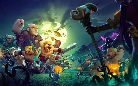 wallpaper coc hd untuk android house of wallpapers free download high definition