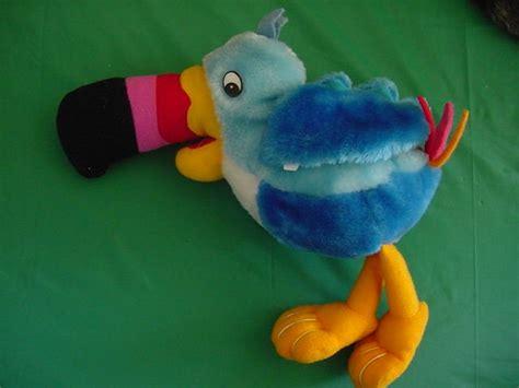 fruit loops bird toucan sam froot loops bird kellogg s stuffed plush 6 quot