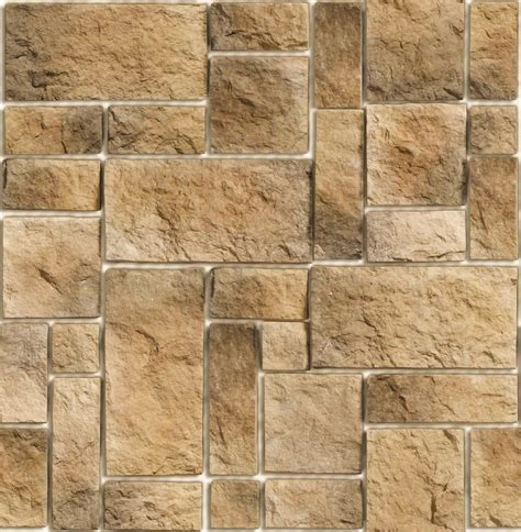 combine natural stone wall and brown ceramic tile that stone floor tile texture home design plan