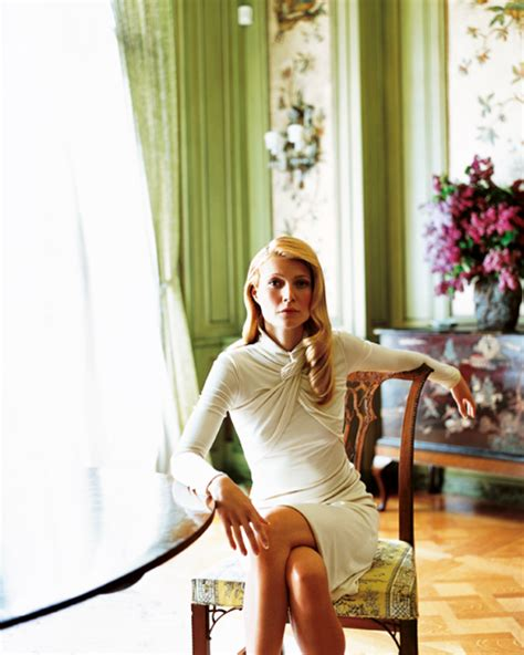 Vanity Fair Gwyneth Paltrow by With The Proper Iconic Style Luxe Living