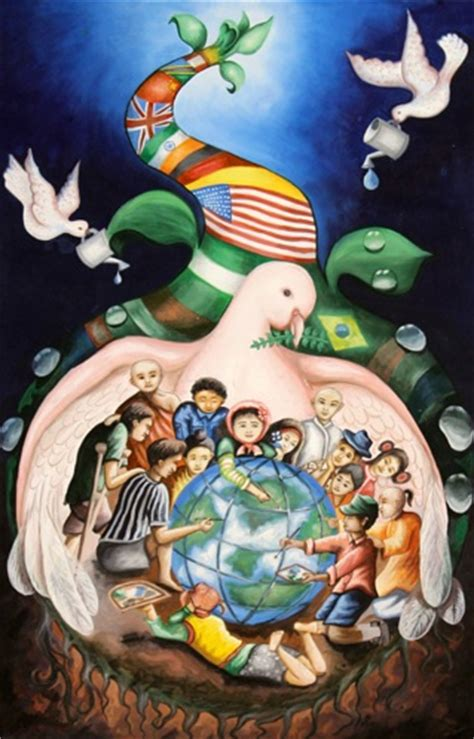 design contest india 2015 peace poster