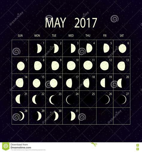 moon phases may 2017 calendar 2017 calendar printable