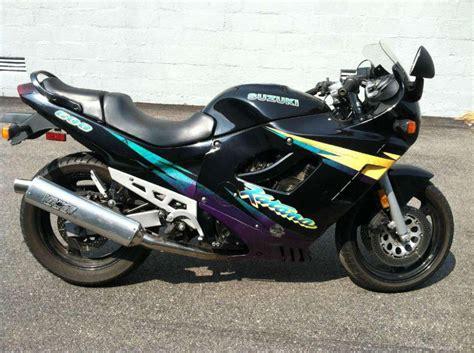 1996 Suzuki Katana Buy 1996 Suzuki Gsx600f Sportbike On 2040motos