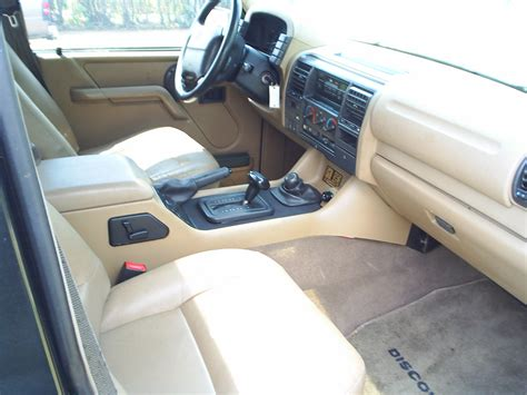 land rover 1999 interior 1996 land rover discovery se at alpine motors
