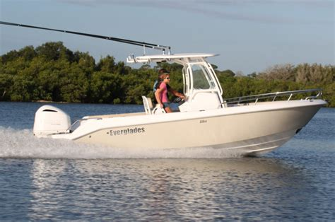 everglades boats ramcap research 2014 everglades boats 230cc on iboats