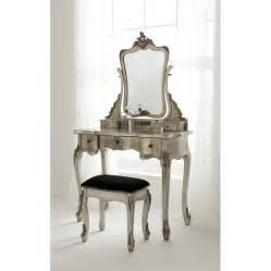 Antique Vanity Sets For Bedrooms Silver Antique Dressing Table Set Vintage