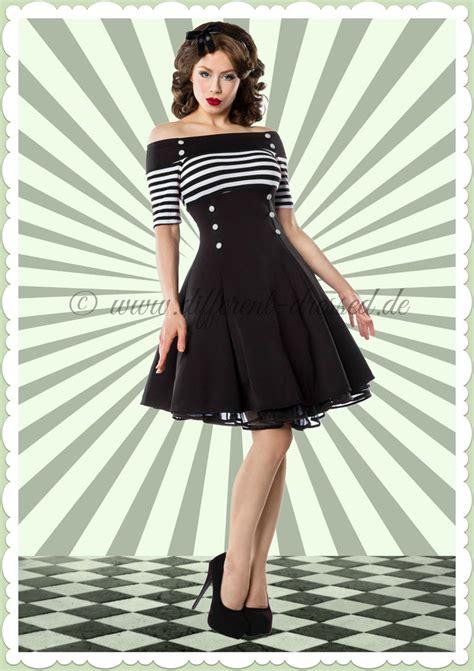 50er jahre belsira 50er jahre rockabilly petticoat kleid stripes