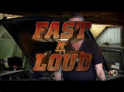 Fast N Loud Ford Gt by Fast N Loud S06e05 Supping Up A Ford Gt Part 1 Hdtv