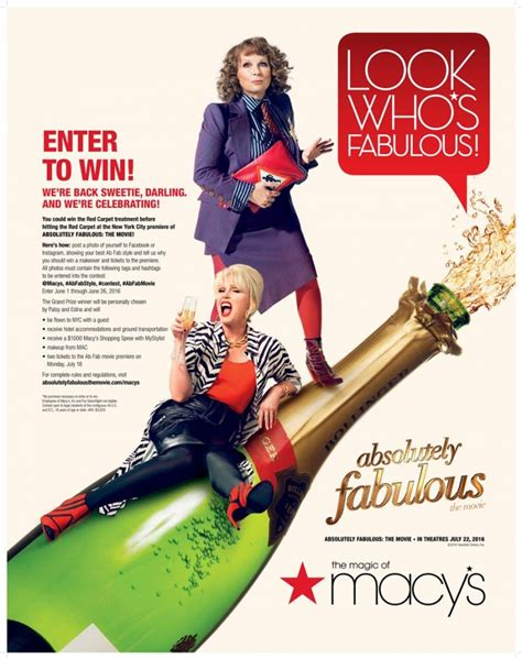 Contest Win 1000 Pink Mascara Shopping Spree by Enter Macy S Abfabstyle Contest And You Could Win A