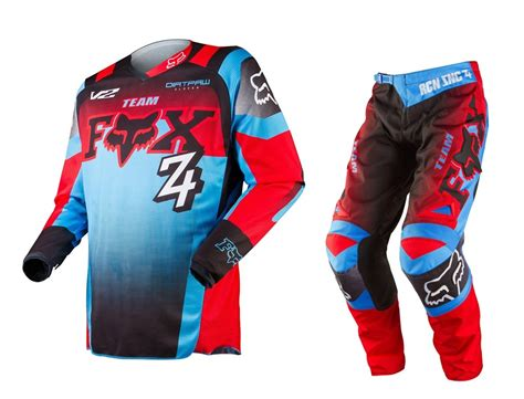 kids motocross gear fox mx 2015 180 imperial blue youth bmx mtb motocross dirt