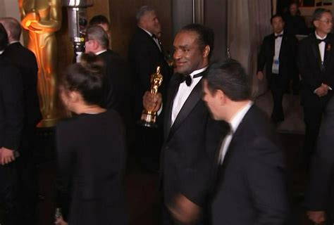Oscars 2008 The Looks That Stole The Show by Appears To Show Walking Away With Frances