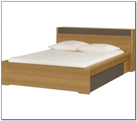 king platform bed with bookcase headboard size platform bed bookcase headboard bookcase