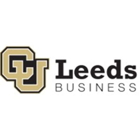 Of Colorado Mba Cost by Leeds School Of Business
