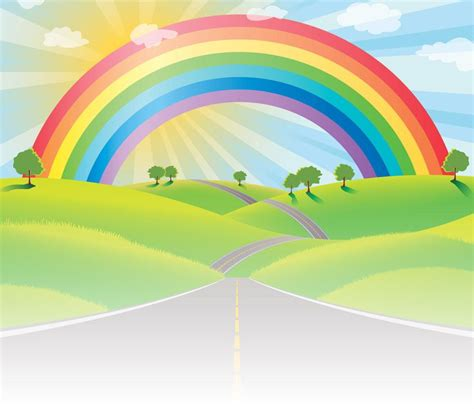 wallpaper rainbow cartoon 1000 images about kids background on pinterest cartoon