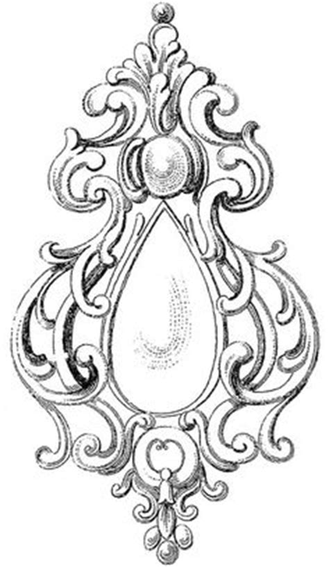 victorian pattern tattoo 1000 images about victorian drawings on pinterest