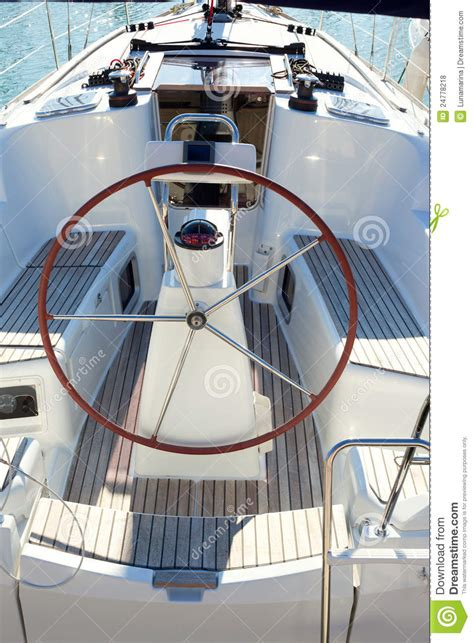 stern wheel boat plans boat stern with big steering wheel sailboat royalty free