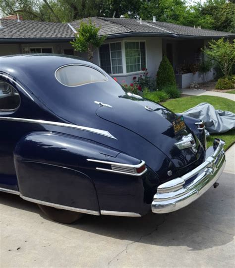 1946 lincoln zephyr 1946 lincoln zephyr 2 door club coupe classic lincoln