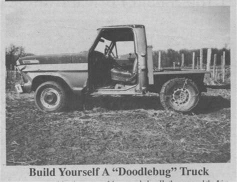 doodlebug trailer xuron 2175b pince coupante jv models boyd logging c