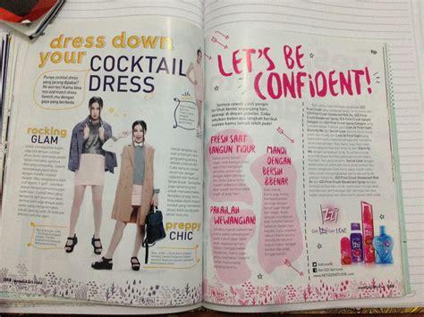 layout artikel majalah analisis majalah nasional mesa enimerosis salwidyah
