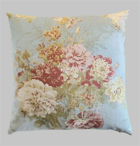 shabby chic decorative pillow cover beige small check