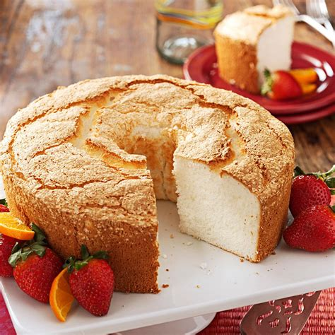 How To Decorate Birthday Party At Home best angel food cake recipe taste of home