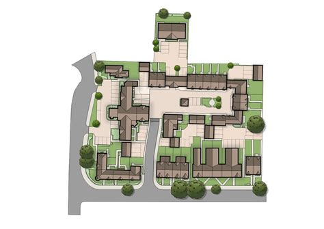 house site plan colour site plan ben williams home design and architectural services
