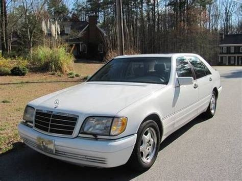 how to learn about cars 1999 mercedes benz sl class parking system sell used 1999 mercedes benz s420 excellent condition in buford georgia united states