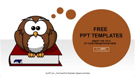 50 free cartoon powerpoint templates with characters