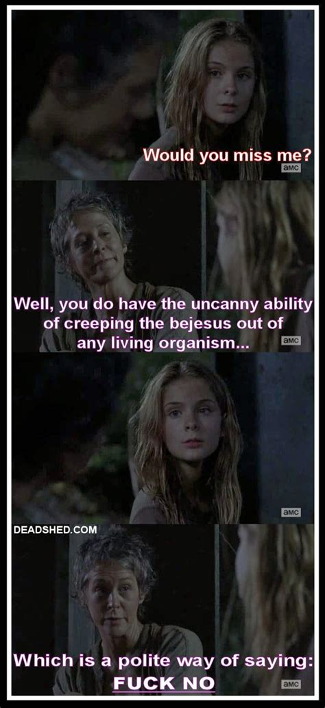 Carol Walking Dead Meme - walking dead carol meme www imgkid com the image kid