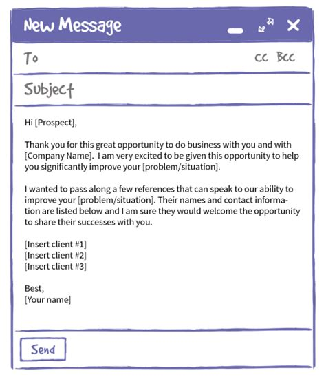 Cold Email Template Shatterlion Info The Best Cold Email Template