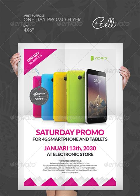 Product Promo by Product Promo Flyer By Celldesign Graphicriver