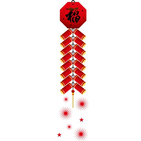 new year firecrackers vector collection of firecracker icons free